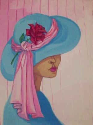 Série Cabeças - óleo sobre tela (oil on canvas) by Marrey Peres (1926-1993)